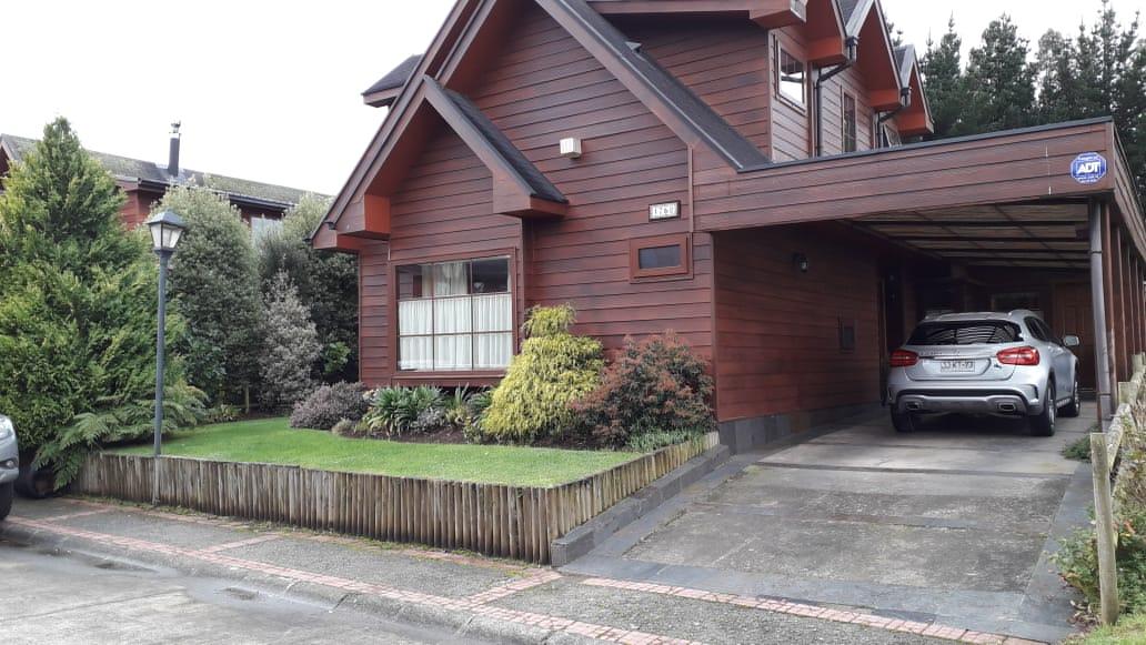 Se Vende casa, Condominio cerrado Parque las Encinas,Puerto Varas.